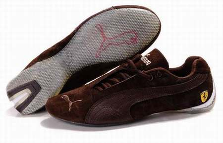 chaussures conduite automobile puma